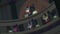 Chancellor Neighsay -do things by the book- S8E1