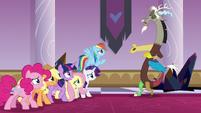 Discord -best protectors of Equestria- S9E2