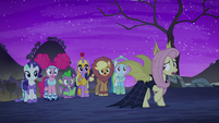 Fluttershy -I wasn't ready to give up- S5E21