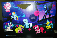 Friendship is Magic Favorite Collection back of packaging