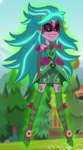 Gloriosa Daisy transformed ID EG4