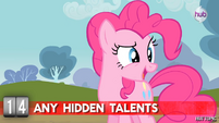 """Hot Minute with Pinkie Pie """"the immediate future"""""""