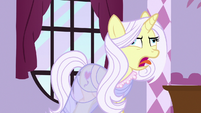 """Lily Lace letting out an audible """"ugh!"""" S7E9"""