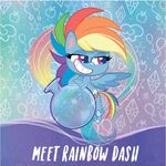 MLP Pony Life Amazon.com promo - Meet Rainbow Dash 2