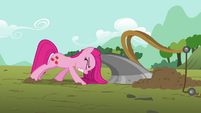 Pinkie Pie -plowing fields ain't such a hoot- S03E13