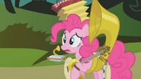 Pinkie Pie trombone S01E10