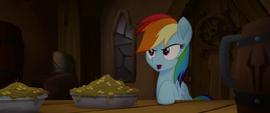"""Rainbow """"you birds have a choice to make"""" MLPTM"""