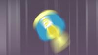 Rainbow Dash's hat twirling EG3