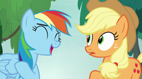 Rainbow Dash -cooperation!- S8E9