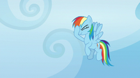 Rainbow Dash face-hoofs S8E24