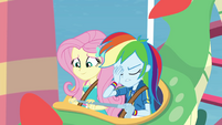 Rainbow Dash face-palming EGROF