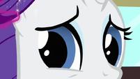 Rarity's natural eye S2E24