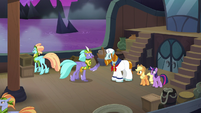 Rockhoof in General Seaspray's navy S8E21