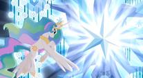 Season 4 promo Celestia and the tree of harmony