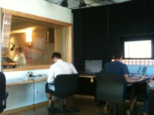 Song Recording - Ingram, Stoichet, McGhie