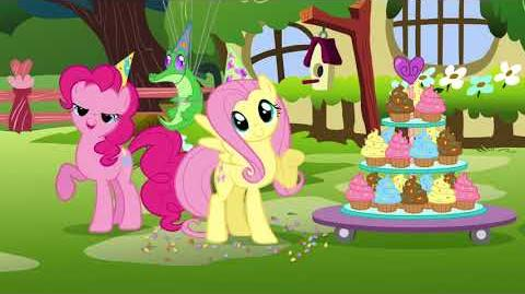 Spanish - Spain My Little Pony Happy Birthday to You!