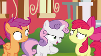 "Sweetie Belle ""I got this"" S4E15"