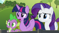 "Twilight ""it doesn't squeak anymore"" S6E10"