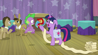 "Twilight ""this has nothing to do with"" S9E16"
