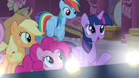 Twilight 'You really have put a lot of effort' S4E13