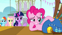 Twilight -waiting for me to finish talking- S8E18