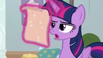 Twilight -who is the Princess of Friendship-- S8E12