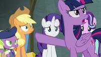 Twilight Sparkle -not a chance!- S8E7
