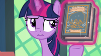 Twilight levitating book on bog habitation S7E20