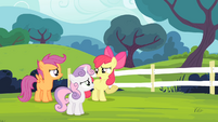 Apple Bloom 'Do y'all think she liked it' S4E05