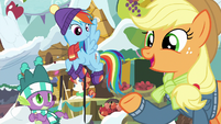 """Applejack """"spend the evenin' with y'all"""" MLPBGE"""
