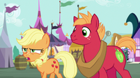 Applejack --you don't ever have to listen to anypony else-- S6E23
