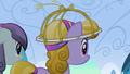Crystal Pony wearing hat crafted by Rarity S3E02.png