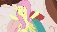 "Fluttershy ""you've opened me up to"" S7E12"