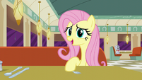 Fluttershy --started out all right-- S6E9