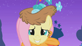 Fluttershy in her custom made Gala dress S1E14.png