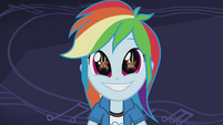 Guitar in Rainbow Dash's eyes EG2
