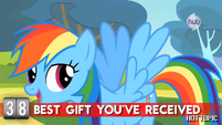 """Hot Minute with Rainbow Dash """"my wings, of course"""""""