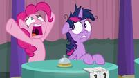 "Pinkie Pie ""I made those cupcakes!"" S9E16"