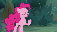 "Pinkie Pie ""it's the crystal tree"" S8E13"