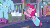 """Pinkie Pie """"the students are gonna love"""" S8E1"""