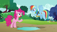 Pinkie Pie --a good time to stop pranking-- S6E15