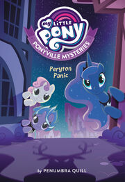 Ponyville Mysteries Peryton Panic cover