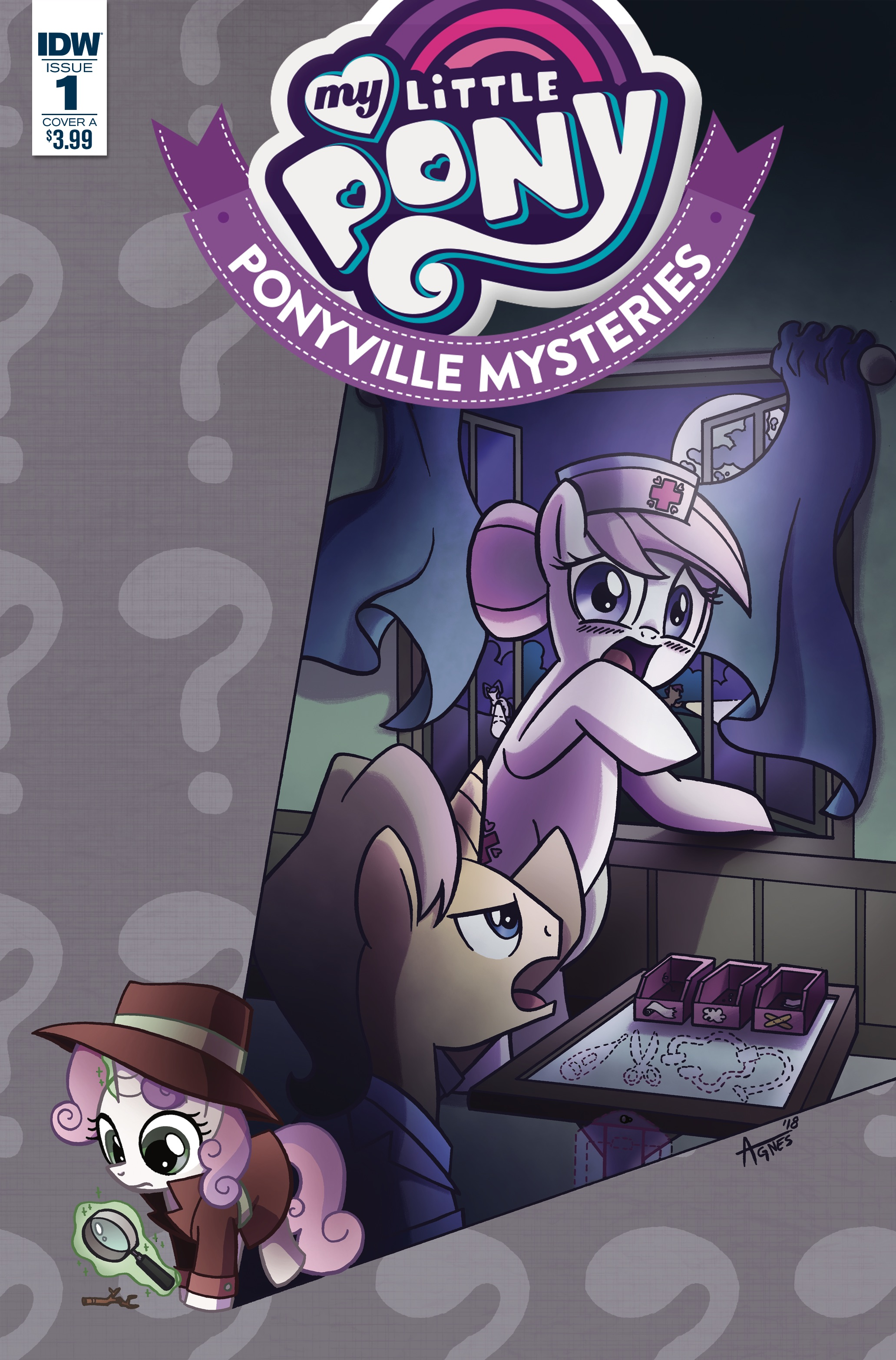 My Little Pony Friendship is Magic #34 1:10 Variant