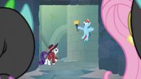 Rainbow -secret passage to the castle!- S9E4