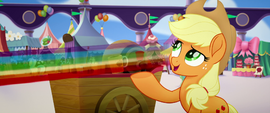 Rainbow snatches cider a second time MLPTM
