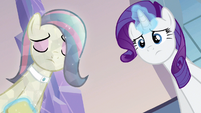 Rarity don't freak out S3E12