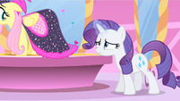 Rarity thank you all S1E20