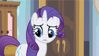 Rarity thinking S2E9