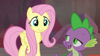 "Spike ""how are the baby dragons doing?"" S9E9"