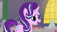 "Starlight ""since you're moving away"" S9E26"